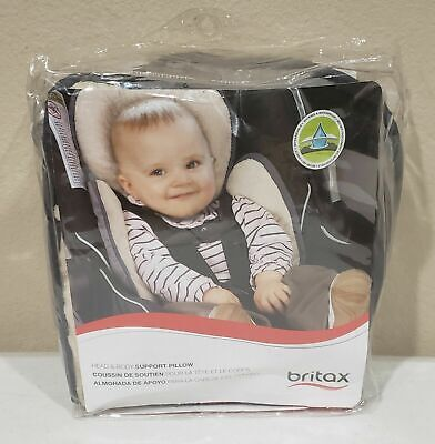 Britax Head and Body Support Pillow for Strollers Car Seats