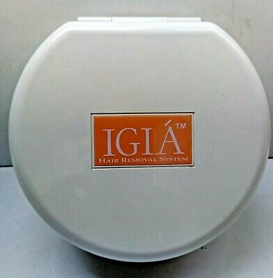 IGIA Gold Home Electrolysis Hair Removal System Original Ultra Remover Works