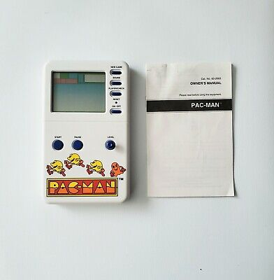 PAC-MAN Vintage LCD Electronic Handheld Game by Radio Shack TESTED & WORKS!
