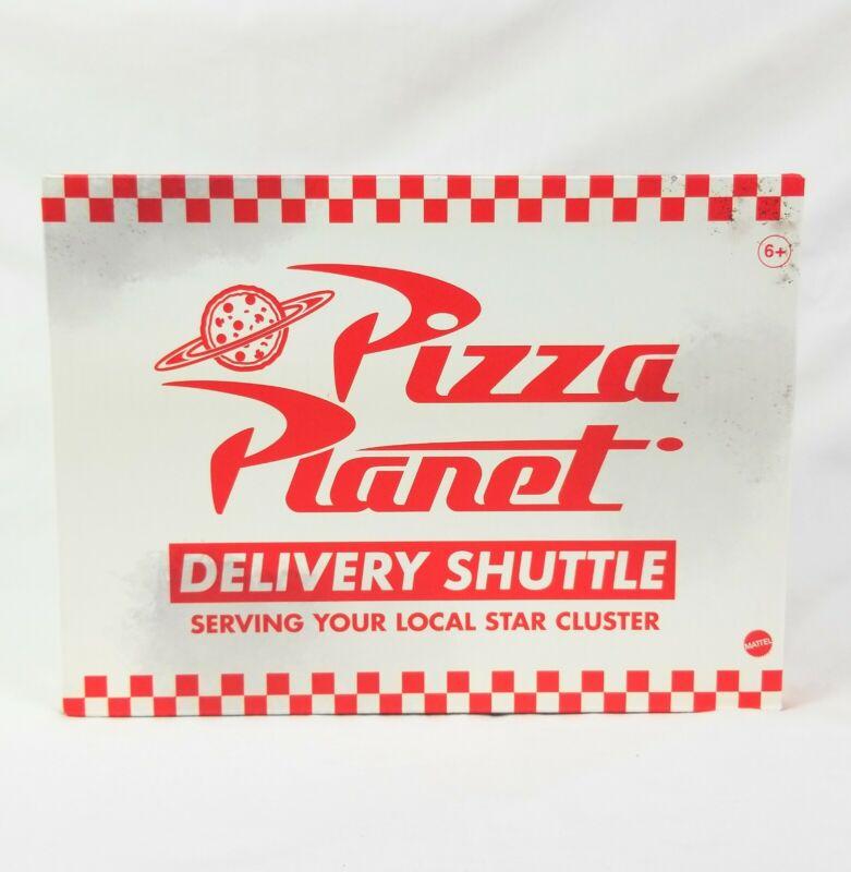 Mattel Creations Disney Pixar Remix Pizza Planet Alien Delivery Driver SDCC 2020