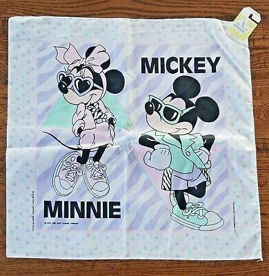 Baby Boys Mickey Mouse /& Friends 2 Pc Romper and Bandana Bib Set~Valentines XO