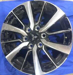 SET OF FOUR (4) MITSUBISHI 18x735 6/139.7 et38 PAJERO SPORT OE Aspley Brisbane North East Preview