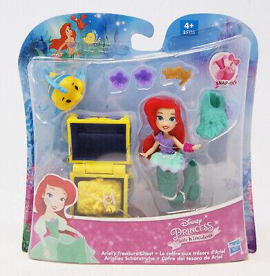 Disney- Princess- Little Kingdom - Ariel's Treasure Chest / Arielles Schatztruhe