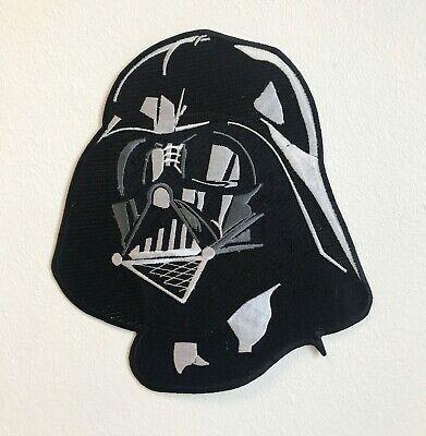 Darth Vader Grande Star Wars Peliculas de Coser Only Parche Bordado