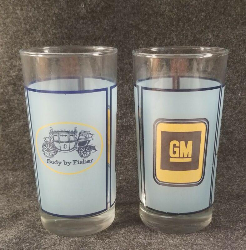 2 Vintage General Motors GM 1980