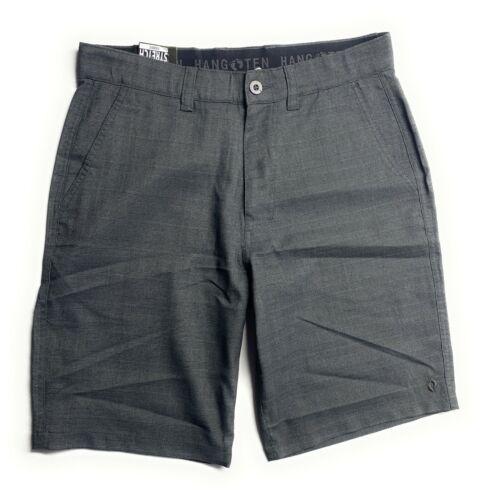 Hang Ten Men's Stretch Fabric Shorts