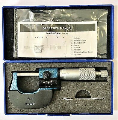 Igaging 0-1 Digital Micrometer