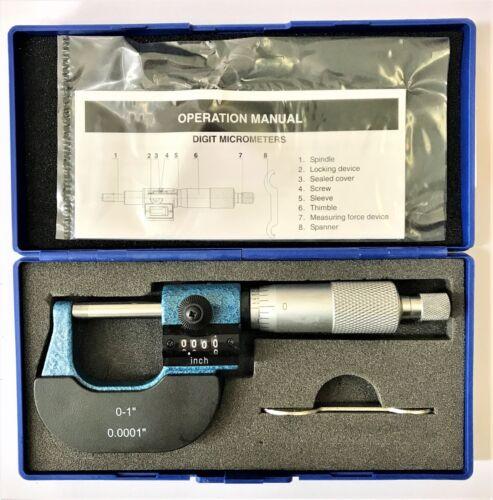 """iGaging 0-1"""" Digital Micrometer"""