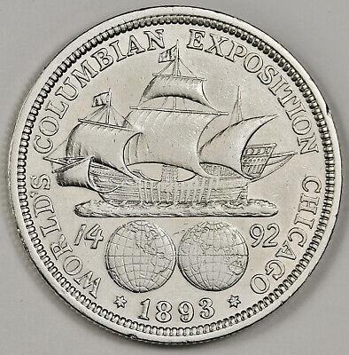 1893 Columbia Half. Commemorative. High Grade. 151423 - $20.00