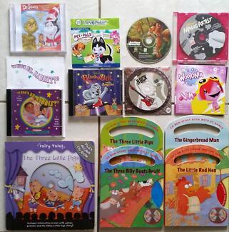13 Children's CD-Roms