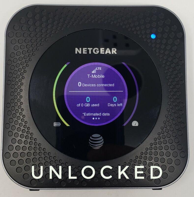 NETGEAR MR1100 Business Version Nighthawk M1 4G 2nd Gen Mobile Hotspot unlocked