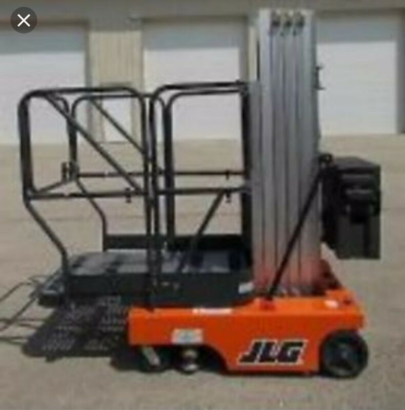 2003 JLG 12SP Personnell Lift 18