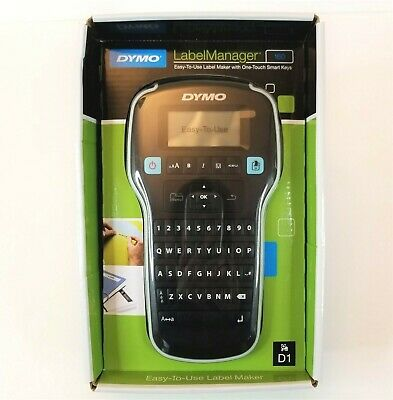 Dymo LabelManager 160 Thermal Label Printer (1790415) for sale  Shipping to Nigeria