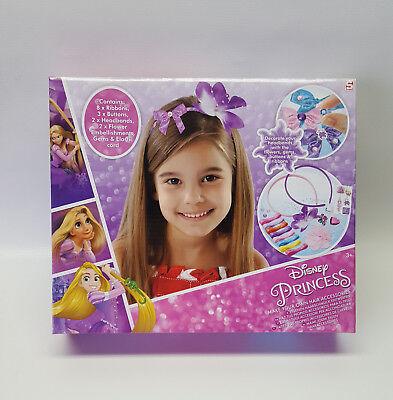 Disney Princess Cinderella Haarschmuck set zum Selbermachen