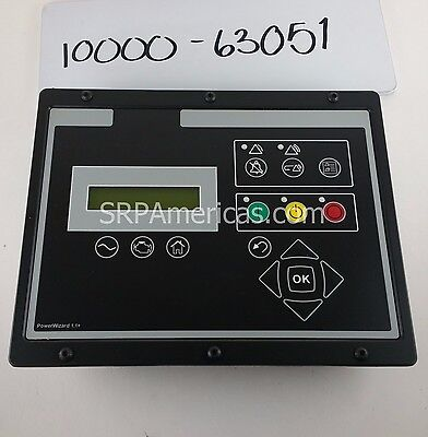 Powerwizard 1 1  Control Module Genuine New Fg Wilson Part 10000 63051