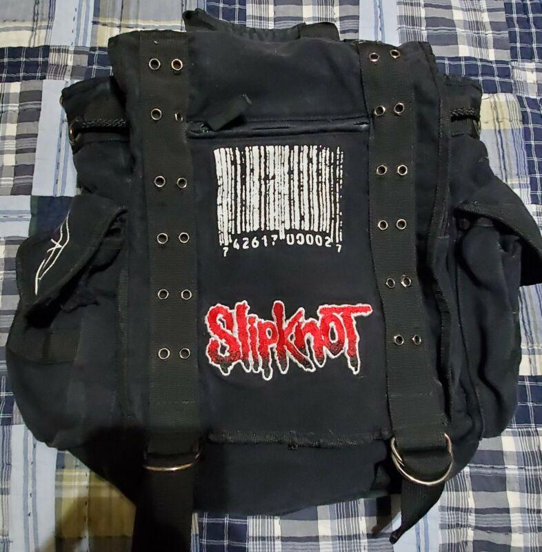 Super rare Slipknot bag 2002 Iowa