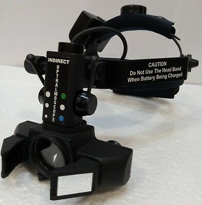 New Led Binocular Indirect Ophthalmoscope Ophthalmology Equipment