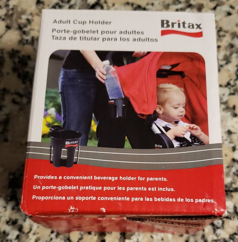 Britax B-Agile Adult Cup Holder S857000 Brand New