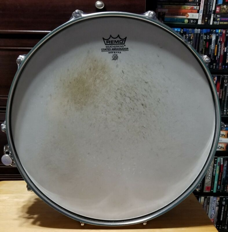 Rogers 5 Line Snare Drum