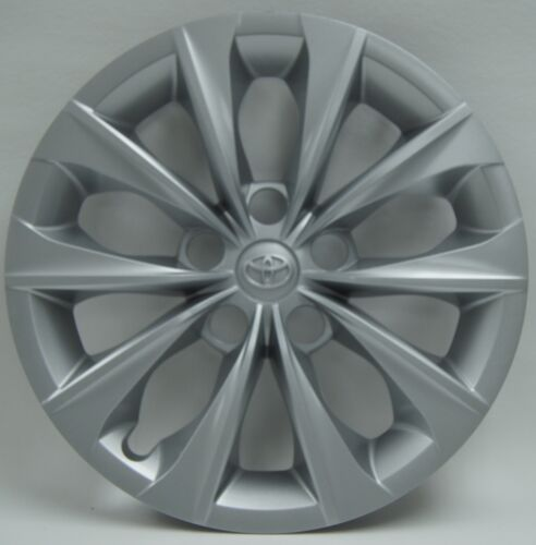 """Set 4 2016-2017 Toyota Camry Hubcaps Wheel Covers 16/"""" Factory OEM #42602-06070"""