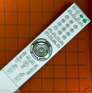 Sony RM-YD003 TV REMOTE ✚ MANUAL KDF-E42A10 KDF-E50A10 WEGA 3LCD Projection HDTV