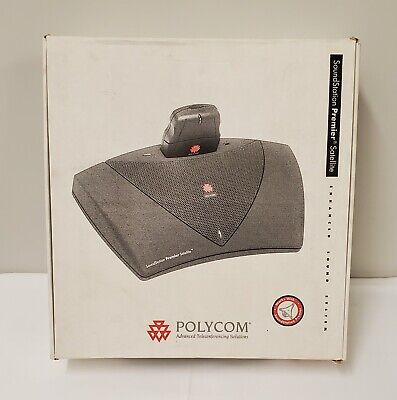 Polycom Soundstation Premier Satellite 2201-02601-001 Unit Only