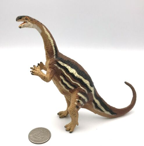 Carnegie Collection Safari Ltd PLATEOSAURUS 1994 Dinosaur Figure