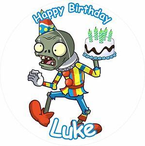Zombie Cake Topper eBay