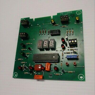 Leroi Compressor Control Display Board 76-1094