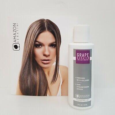 grape keratin treatment enriched with collagen 4oz