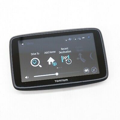 "TomTom GO 52 5"" GPS Built-In WiFi, Bluetooth, Lifetime Updates, GPS UNIT ONLY!"