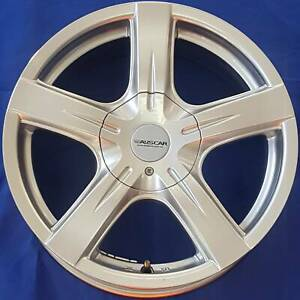 SET OF FOUR (4) AUSCAR 17x7 10/108-114.3 et42 HEIST Nambour Maroochydore Area Preview