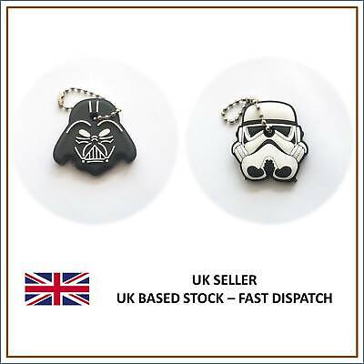 Star Wars Darth Vader Stormtrooper Key Ring Cap Cover Bag Charm Party FavourGift