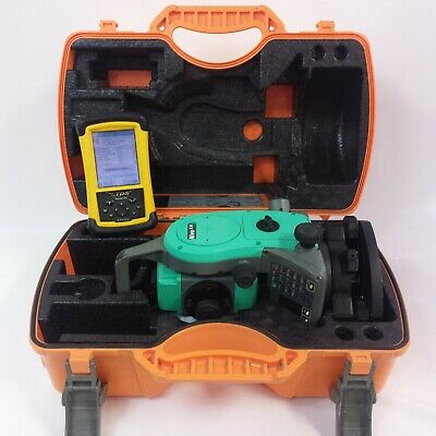Nikon Nivo 3.m 3 Total Station With Survey Pro