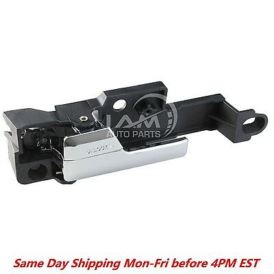 For FORD FUSION ,Milan,MKZ Front Left/Driver 2006-2012 Inside Chrome Door Handle