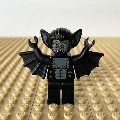 LEGO Minifigures: Vampire Bat, BASE, SERIES 8, 8833, HALLOWEEN