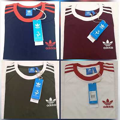 Adidas Originals Retro California Short Sleeve Crew Neck Mens T-Shirt