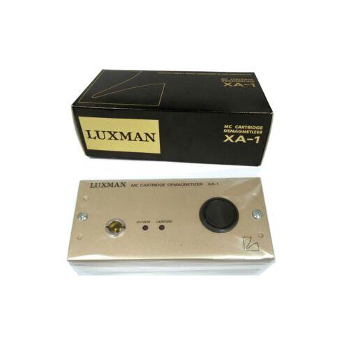 LUXMAN XA-1 MC CARTRIDGE DEMAGNETIZER, MADE IN JAPAN