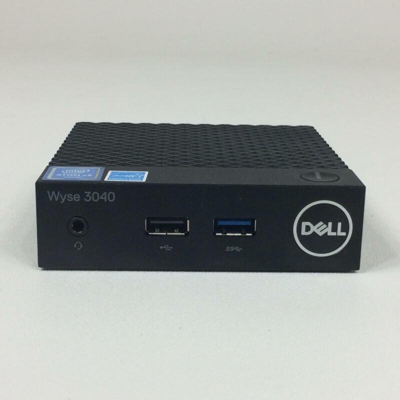 DELL WYSE 3040 THIN CLIENT Intel Atom x5-z8350 1.44GHZ 2GB 8GB - THIN OS 8.4