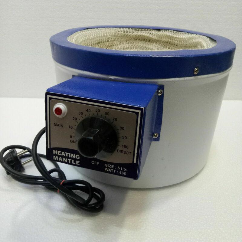 New Heating Mantle 5000ML