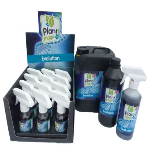 Plant Magic Evolution 125ml,500ml,1 And 5 Litre Plus Choose Your Own Free Gift