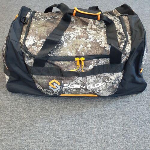 ScentLok Chamber Gear Travel Bag, TT Strata, NWT, bag only