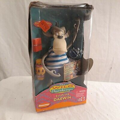 Mattel Nickelodeon Wild Thornberrys Best Friend Darwin Figure