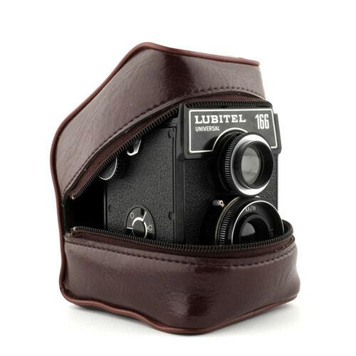 Lubitel 166 Universal ⭐ Vintage 120 Film Camera ⭐ LOMO 6x6 Medium Format⭐ USSR
