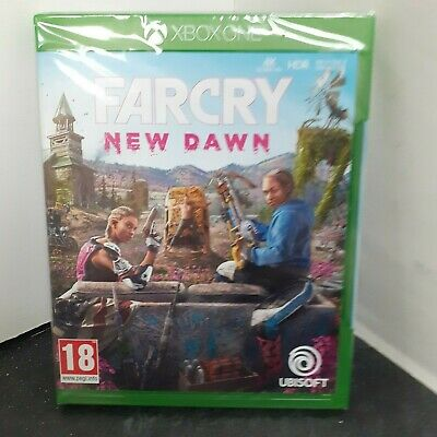 Farcry New Dawn Xbox One Game - New and Sealed Fast and Free Delivery