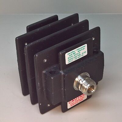 Aeroflex Weinschel 68-30-34 High Power Fixed Coaxial Attenuator 30db 100w 4ghz