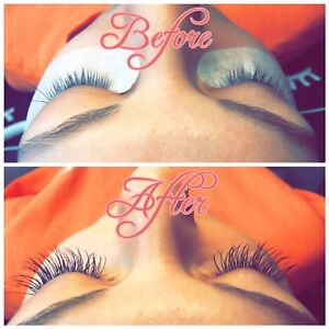 Strands By Serra Eyelash Extension Promo $75 NOW MOBILE!
