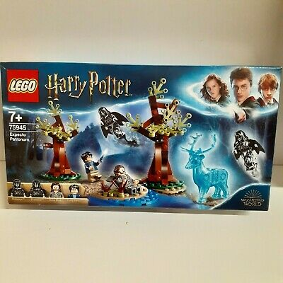 Lego Harry Potter Expecto Patronum (75945) new & sealed - slight damage to box