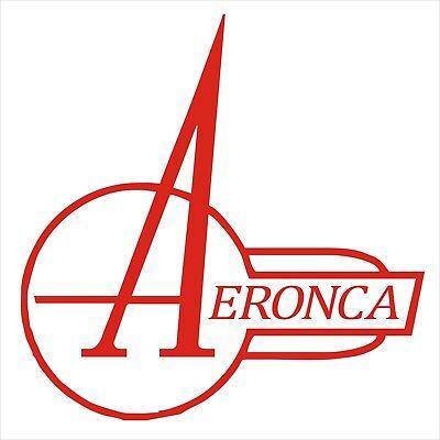 A216  Aeronca Airplane banner hangar garage decor Aircraft signs