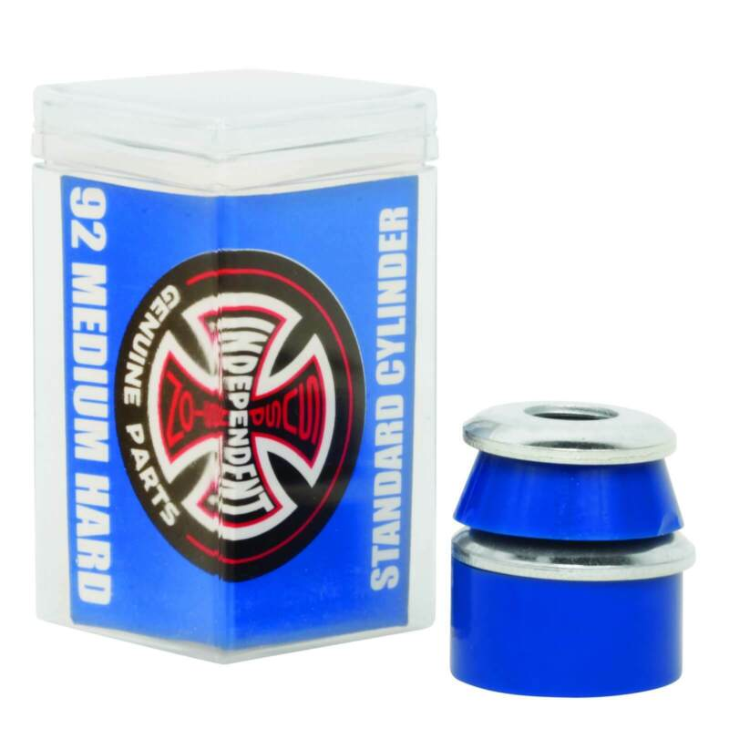 Independent  Standard Cylinder Cushions Skateboard Bushings - 92a
